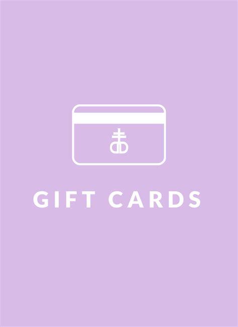 Gift Cards Sent Online - online gift card drop dead