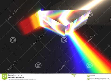 imagenes reales y virtuales optica prisma 243 ptica y arco iris stock de ilustraci 243 n imagen de