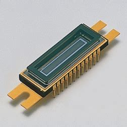 curved linear diode array detector nmos linear image sensor s5930 512s hamamatsu photonics