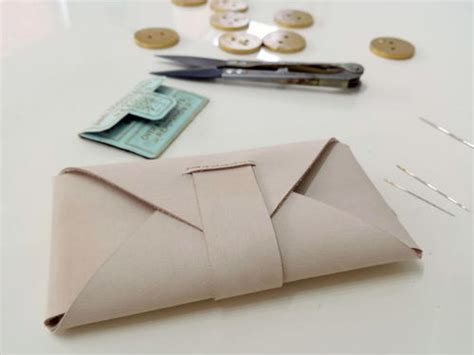 Origami Wrap - origami needle wrap allfreesewing
