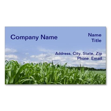 agriculture business card templates free 390 best images about agriculture business cards on