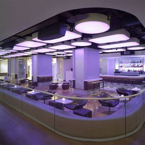 yotel design concept yotel 2011 ny newmat stretch ceiling wall systems