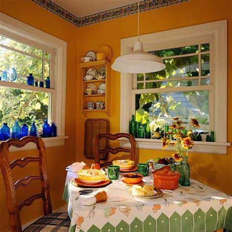 Food For County Dining Room by Decorating Secrets Country Dining Rooms