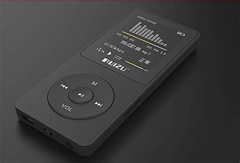 Mp3 Player Ruizu X02 ruizu x02 ultrathin 4gb mp3 player black free shipping 11street malaysia mp3 mp4 players