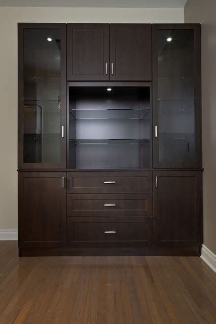 cabinet for dining room custom dining room display cabinet modern dining room toronto by space solutions ca