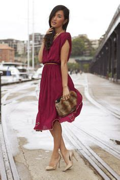 1000 images about maroon on maroon dress
