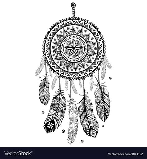 dreamcatcher you and i mp3 matikiri ethnic american indian dream catcher royalty free vector