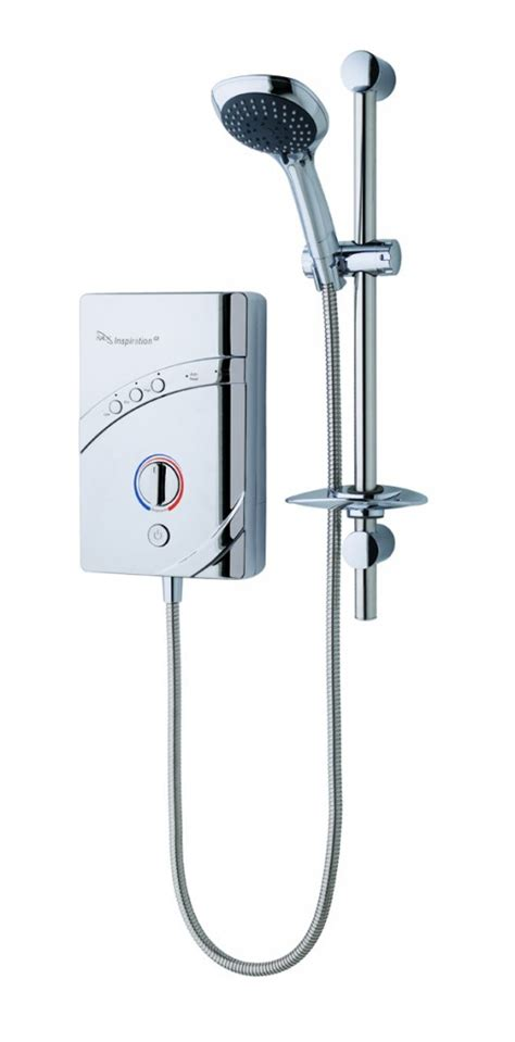 Creda 550c 8 5 Kw Chrome Electric Shower by Mx Gcp Inspiration Qi 8 5kw Electric Shower