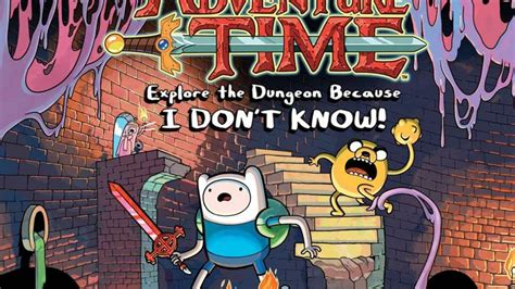 Wii U Adventure Time Explore The Dungeon Because I Dont R1 cgr undertow adventure time explore the dungeon because i don t review for nintendo wii