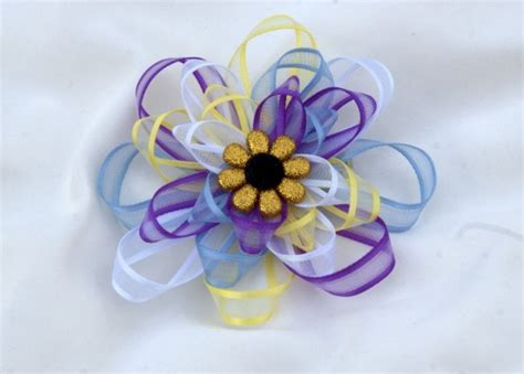 Easy Accessories To Make For A Fashion And Textiles Course by 30 Fabulous And Easy To Make Diy Hair Bows Diy Crafts