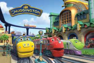 Chuggington Wall Stickers chuggington characters poster sold at europosters