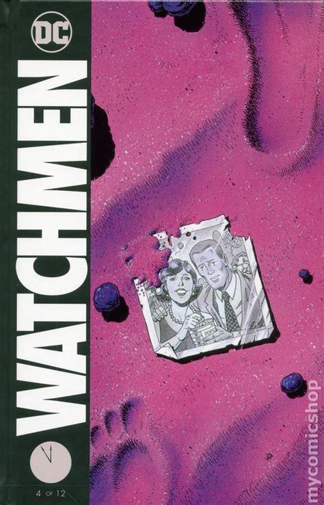 watchmen collectors edition box 1401270344 watchmen hc 2016 dc collectors edition box set comic books