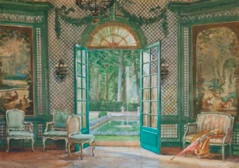 Design Legend Series Part One: Elsie De Wolfe Gray Walker Interiors