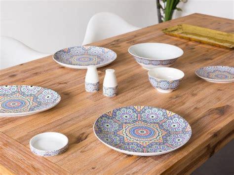 nappe de table marocaine service de table marocain
