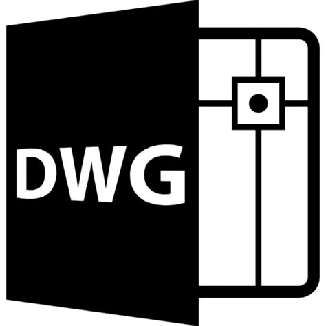 dwg format open with dwg open file format icons free download