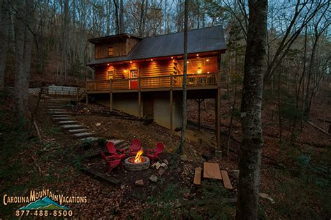 appalachain escape nc smoky mountain  bedroom vacation rental cabin