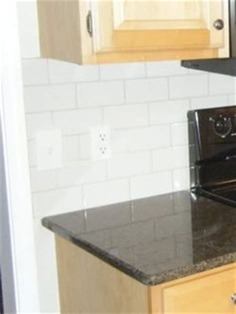 how to end tile backsplash where do you end a kitchen backsplash designed