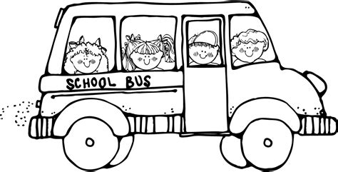 free printable coloring pages school bus school bus coloring pages clipart panda free clipart