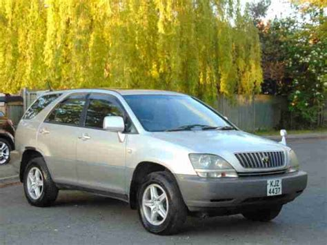 harrier lexus rx300 lexus 1998 rx300 3 0 v6 auto toyota harrier car for sale