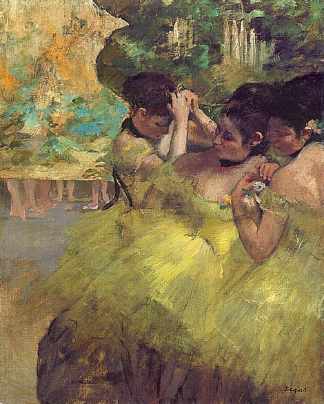 degas 1834 1917 art albums edgar degas yellow dancers on artstack edgar degas art art edgar degas 1834 1917