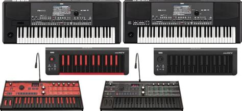 Keyboard Korg Pa 600 Qt korgs nieuwe pa600 keyboard en limited edition producten
