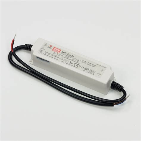 led light power supply led power supply 24v dc 60w products delta light