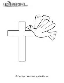 cross coloring page free coloring pages of cross for adults