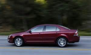 2006 Ford Fusion S Car And Driver