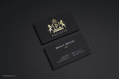 business card template upload logo beautiful black business cards images card design and