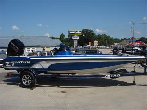 nitro z7 bass boat the gallery for gt nitro bass boats z7
