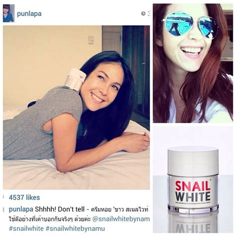 Sale 5 Gram Snail White Original Thailand thai snail white 50ml end 5 15 2015 8 15 pm