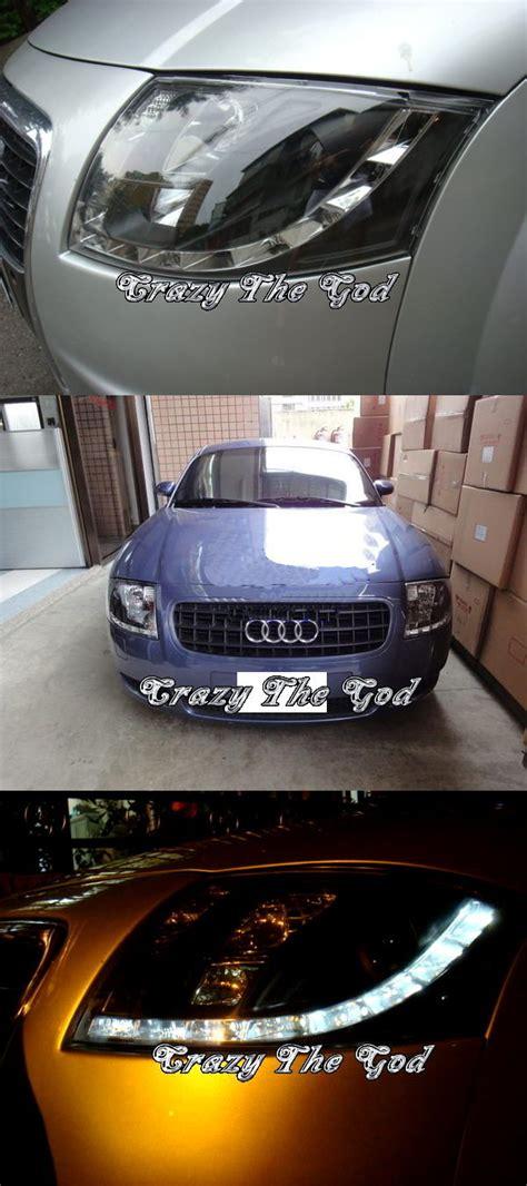 audi tt turbo replacement cost tt 8n 02 06 pro r8look headlight chrome for audi ebay