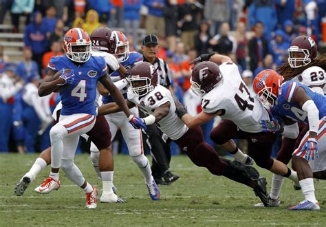 Eastern Kentucky Mba Ranking by Ranking The Top 5 Florida Gator Wide Receivers Of All Time