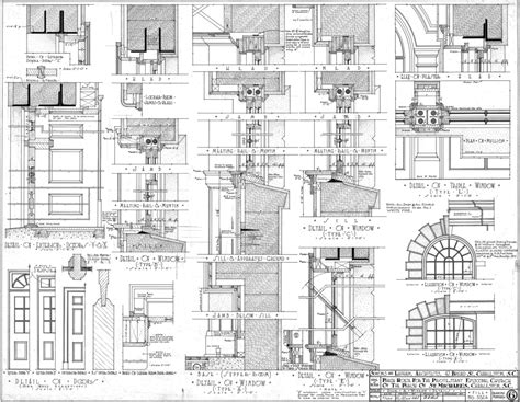 National Cathedral Floor Plan by Do Architects Still Draw Cummings Amp Mccrady