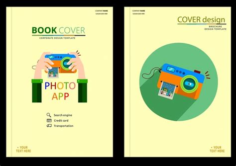 application design books book cover design photo application icons style free