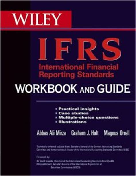 financial reporting book international financial reporting standards ifrs