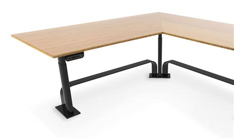 custom l shaped desk nextdesk