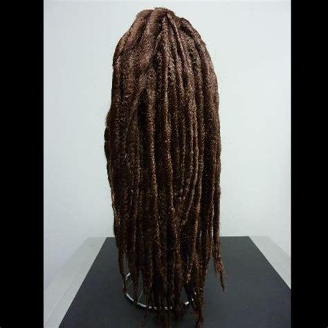cleopatra hair extensions clip in ponytail dreadlocks 230grams per piece medium