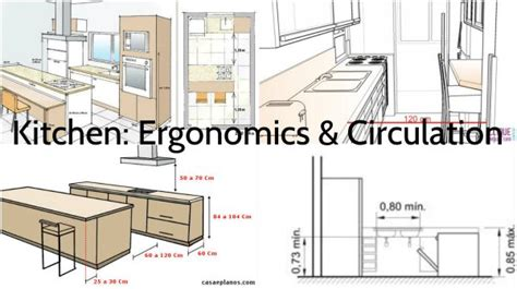 How To Decorate Your Kitchen Island Kitchen Ergonomics Amp Circulation