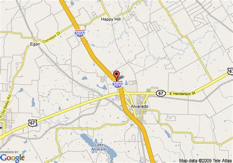 where is alvarado texas on the map map of 8 alvarado alvarado