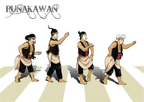 the secrets of wayang teladan kesederhaan para punakawan