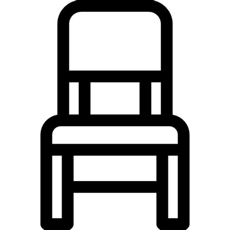 stuhl icon chair free tools and utensils icons
