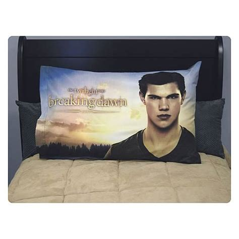 Twilight Pillow twilight breaking part 2 jacob pillow neca
