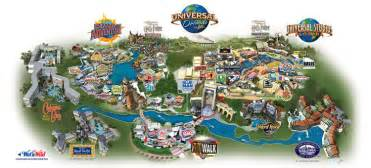 Citywalk Orlando Map by Universal Orlando Tickets Packages And Planning