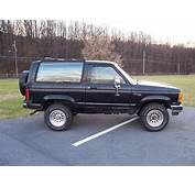 1989 Ford Bronco Ii Weight