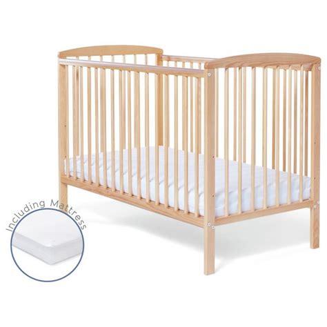Buy Starlight Cot And Mattress Pine At Argos Co Uk Argos Baby Cribs