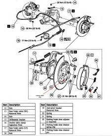 Brake System For Ford F150 I Those Friggin Emergency Brake Pivots Ford