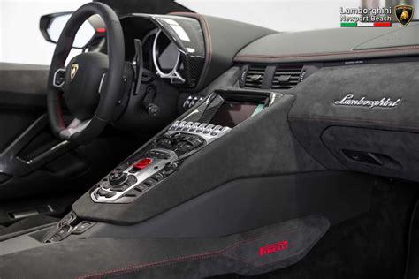 2016 lamborghini aventador interior lamborghini aventador limited edition interior www