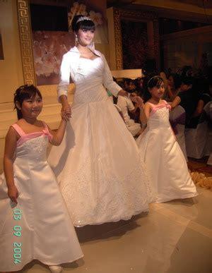 Hiasan Rambut Pengantin Headpiece Pesta Golden White mudahmenikah nikah menikah dan pernikahan page 34
