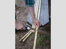 Grow on the Vertical with a DIY Trellis – P. Allen Smith Garden And Gun Cover